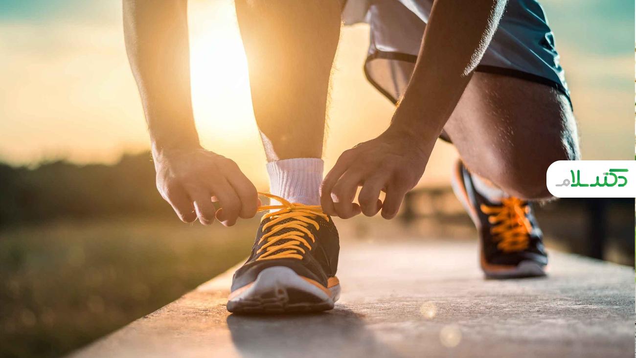 بهترین زمان پیاده روی برای کاهش وزن